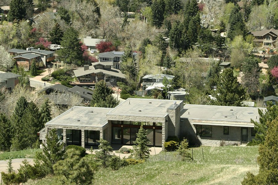 Housing in the Boulder Area