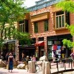Pearl Street Mall Boulder